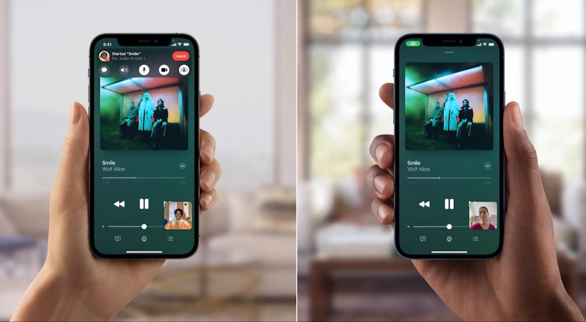 Apple presenta iOS 15: ecco come cambia FaceTime