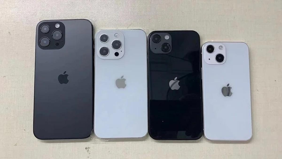 iphone 13 mockup fotocamere