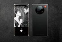 Il Leitz Phone 1 di Leica è uno Sharp Aquos R6 ribattezzato