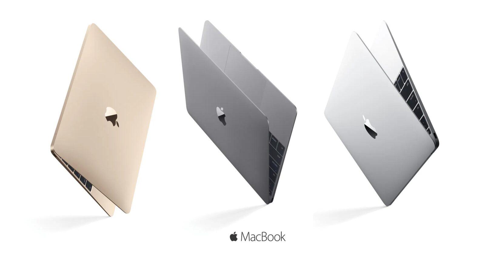 Il MacBook 12″ 2015 nella lista dei prodotti vintage