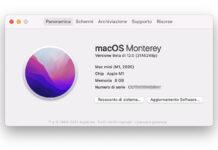 macOS Monterey, alcuni sfondi Scrivania si scaricano su richiesta