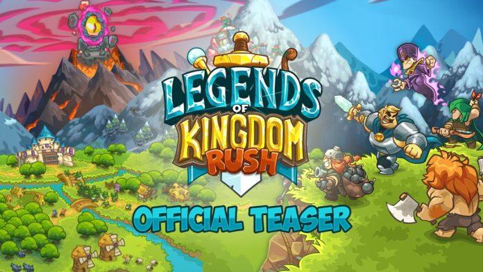 Apple Arcade sta per tornare, l'11 giugno arriva Legends of Kingdom Rush