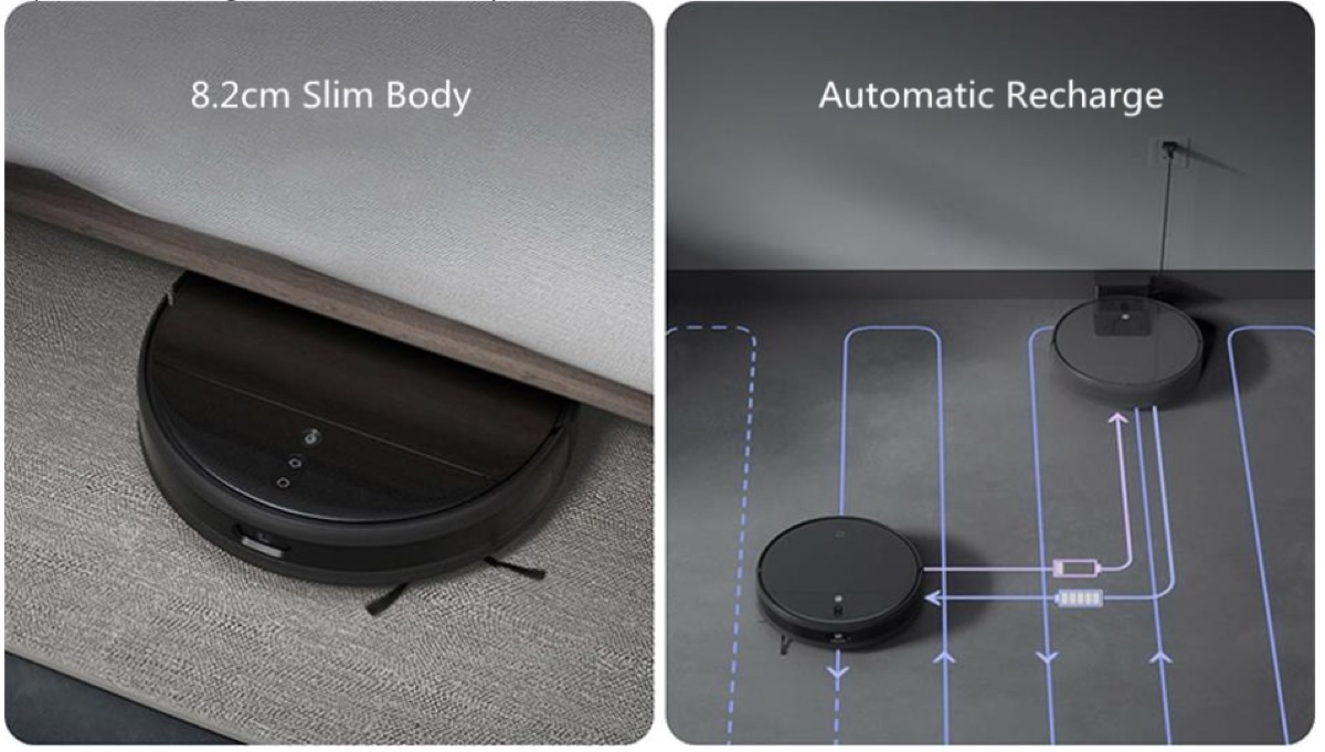 Mi Robot Vacuum Mop 2 Pro