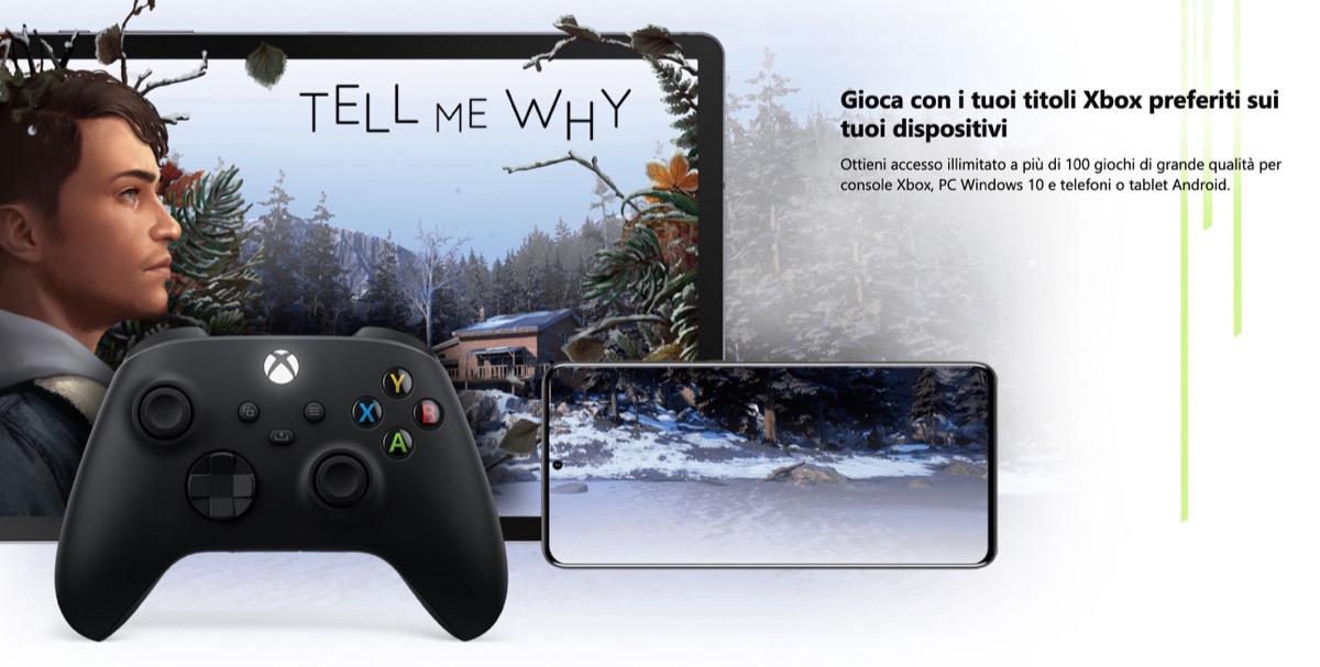 Mixrosoft xCloud arriva su iPhone e iPad tra qualche settimana