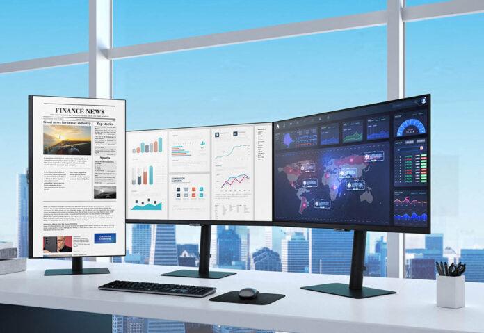 Una nuova linea di monitor da Samsung