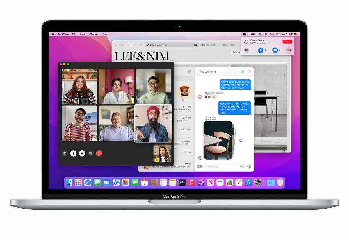 Tutti i Mac compatibili con il futuro macOS Monterey