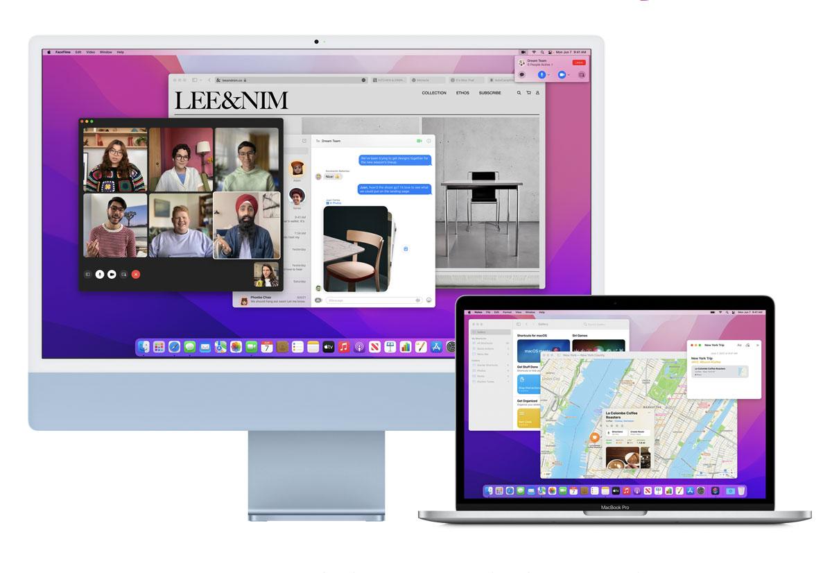 macOS Monterey, molte novità sono riservate ai Mac più recenti