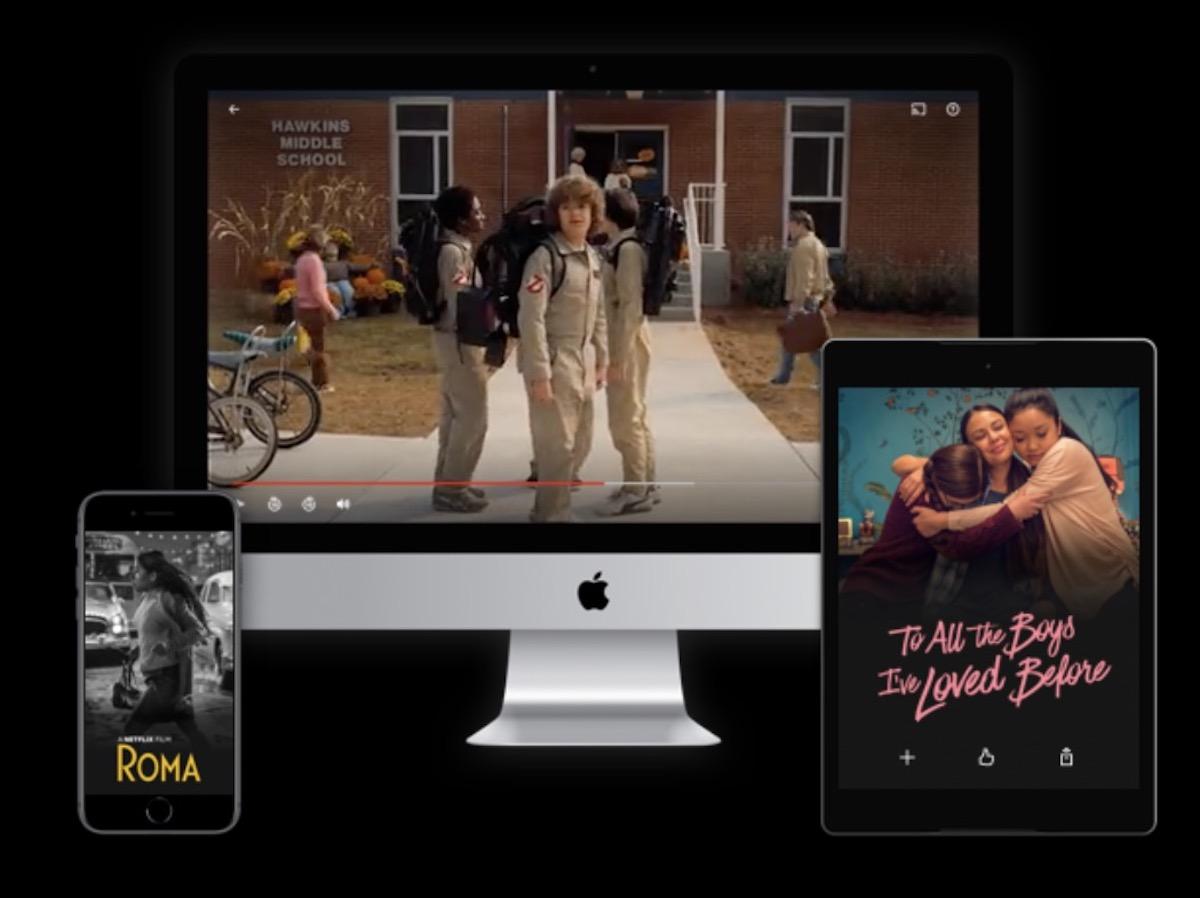 Netflix permetterà di iniziare a vedere i film sullo smartphone anche se scaricati parzialmente