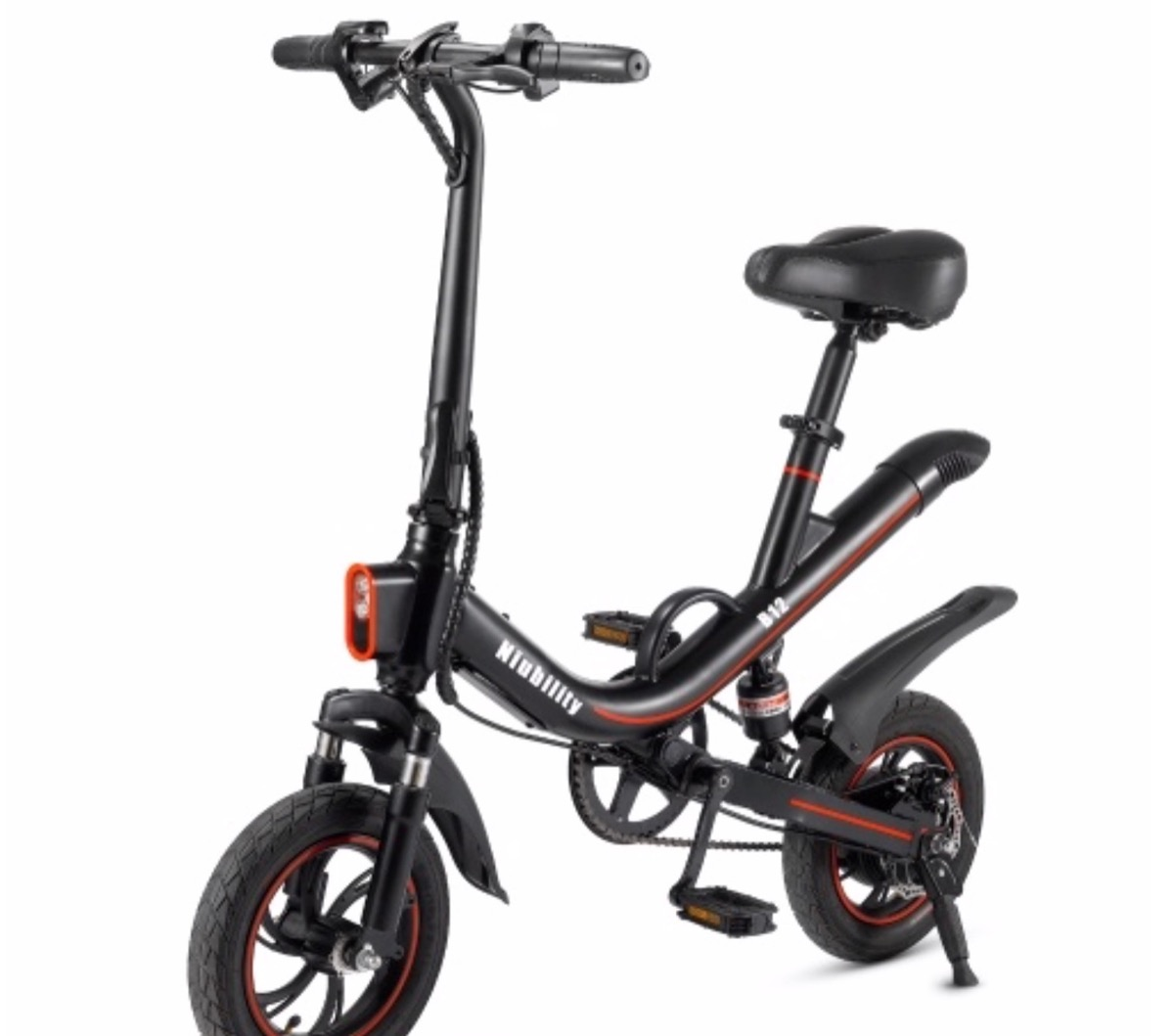 Niubility B12, bicicletta elettrica pieg …