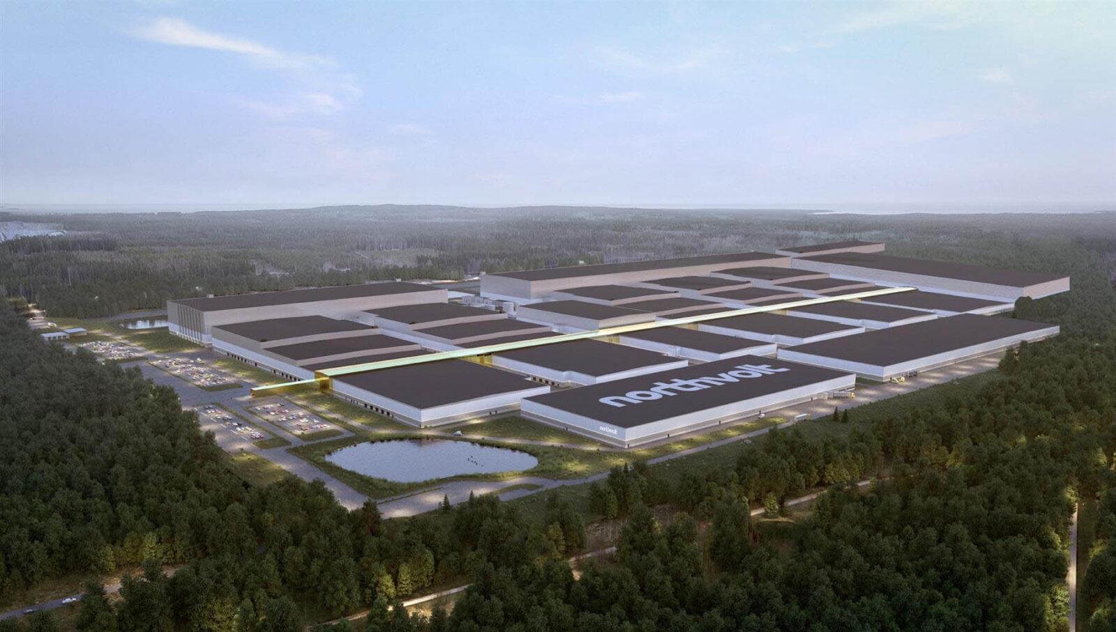 Volkswagen, altri 500 milioni di euro in attività relative alle batterie