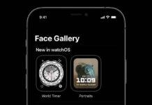 watchOS 8, World Timer è un nuovo quadrante per Apple Watch