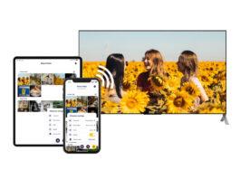 PhotoMeister per iPhone riproduce foto e video sulle Smart TV