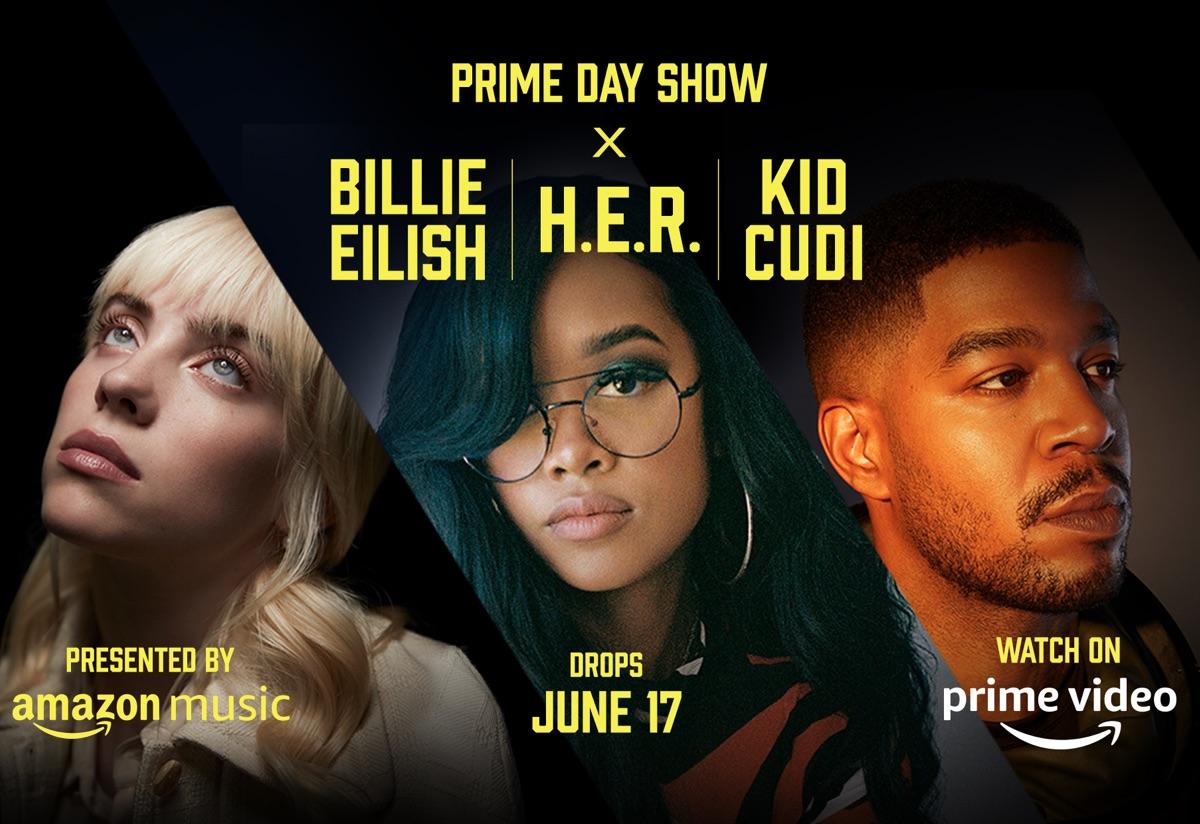 Amazon Prime Day Show regala eventi musi …