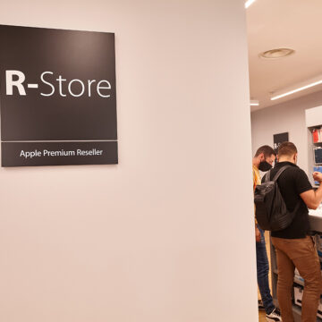 Apre in centro a Catania R-Store, Rivenditore Premium Apple (Apple Premium Reseller)