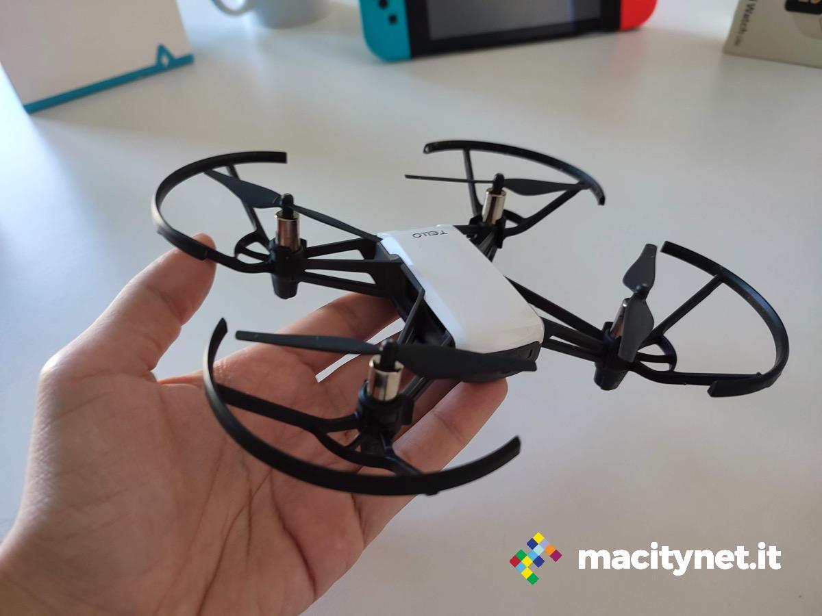 Recensione Ryze Tello, il drone ever green per iniziare a volare