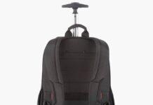 Samsonite Guardit 2: lo zaino porta Notebook con rotelle da usare come una 24 Ore è in sconto
