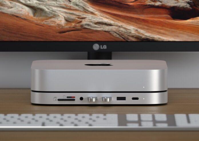 Satechi Supporto e Hub USB-C migliora Mac M1