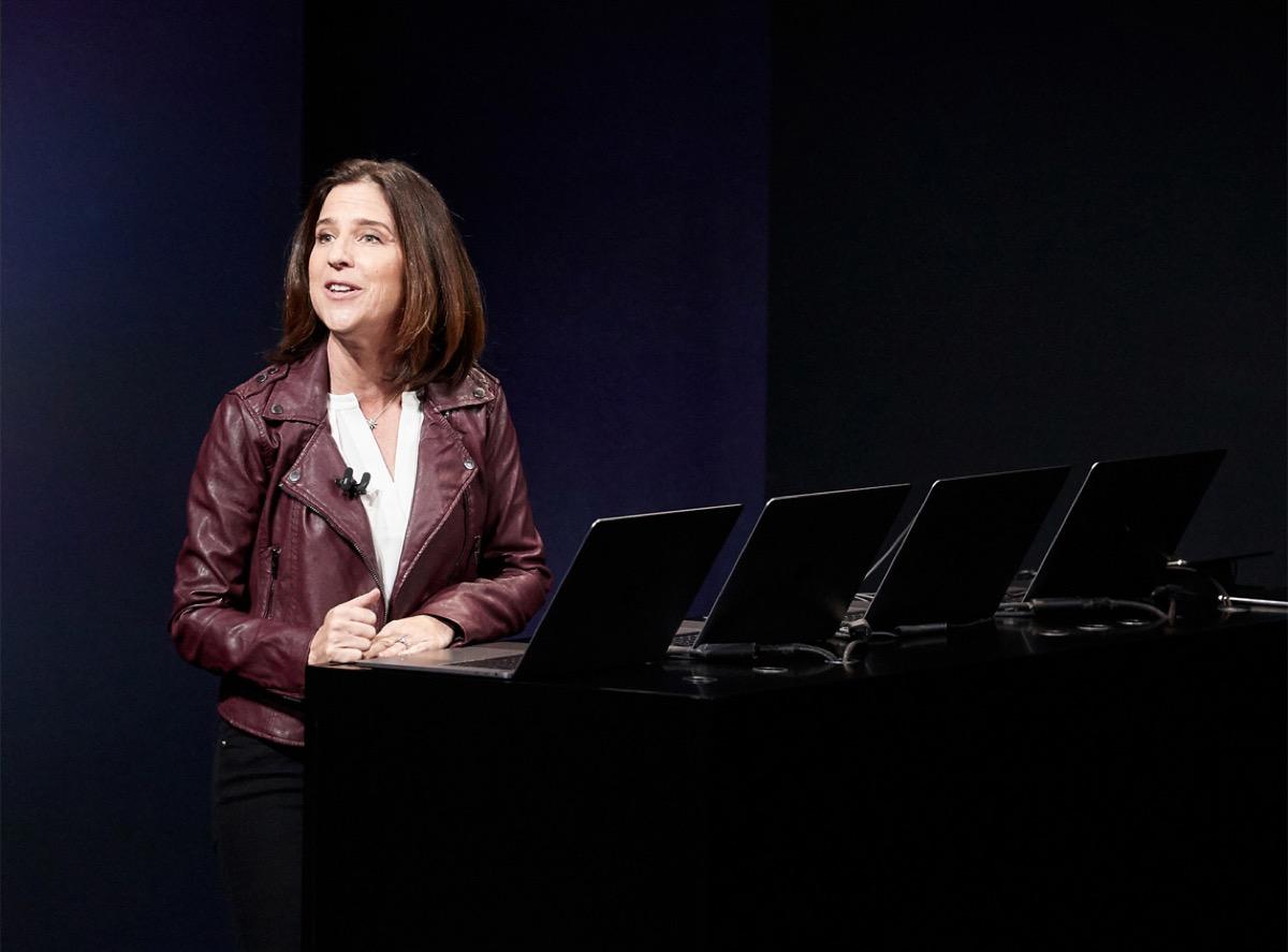 Una donna sola al comando degli sviluppatori