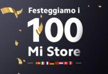 Xiaomi festeggia 100 Mi Store in Europa occidentale