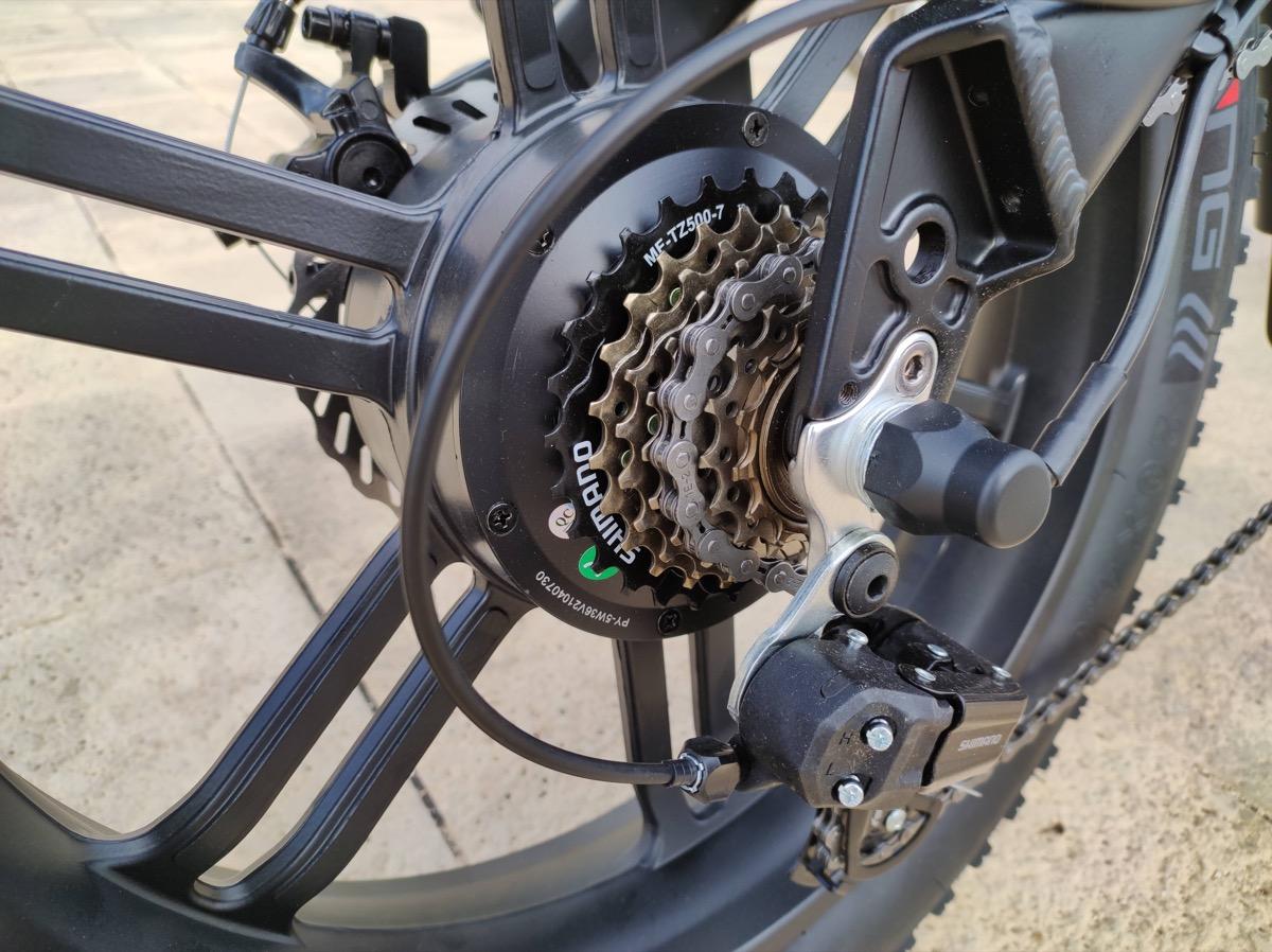 Recensione ADO A20F, la fat bike elettrica pieghevole per tutti