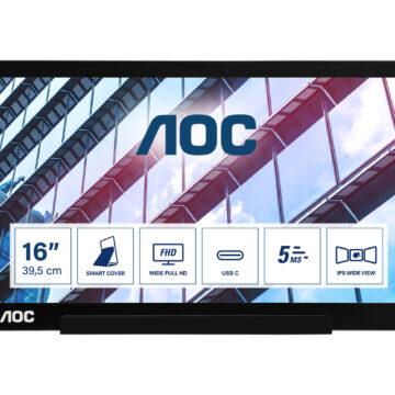 AOC I1601P monitorusb c 7