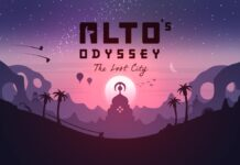 Alto's Odyssey: The Lost City su Apple Arcade arriva il 16 luglio