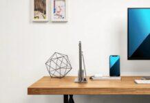 "Kensington presenta il caricabatterie modulare ""StudioCaddy"" per i dispositivi Apple"