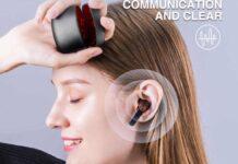 Lenovo HT78, gli auricolari true wireless con ANC in offerta a 33,99 euro