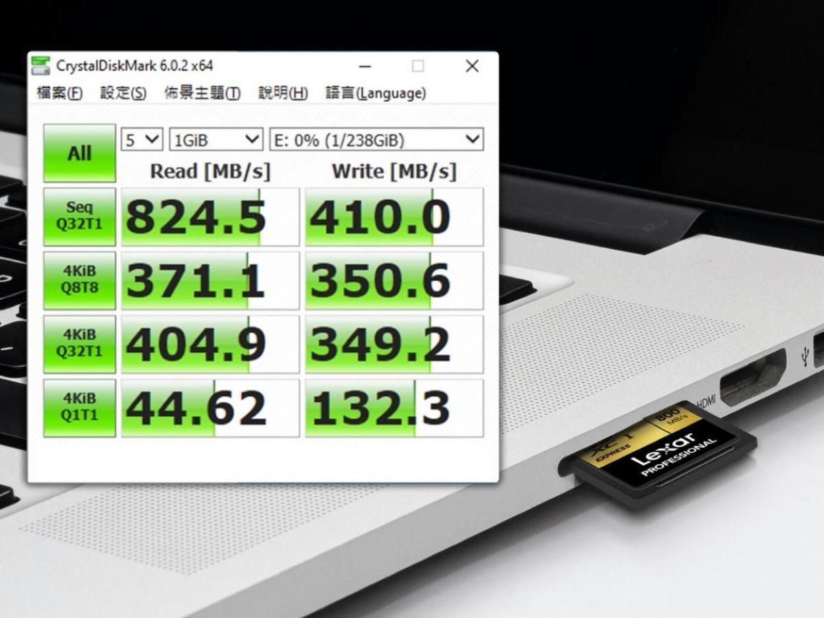 LEXAR annuncia le schede di memoria SD EXPRESS pronte all'8K