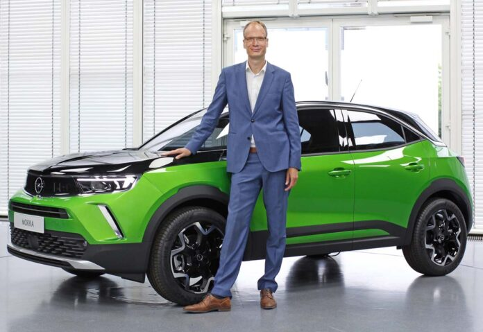 Opel è totalmente elettrica, entra nel mercato cinese e lancia Manta-E