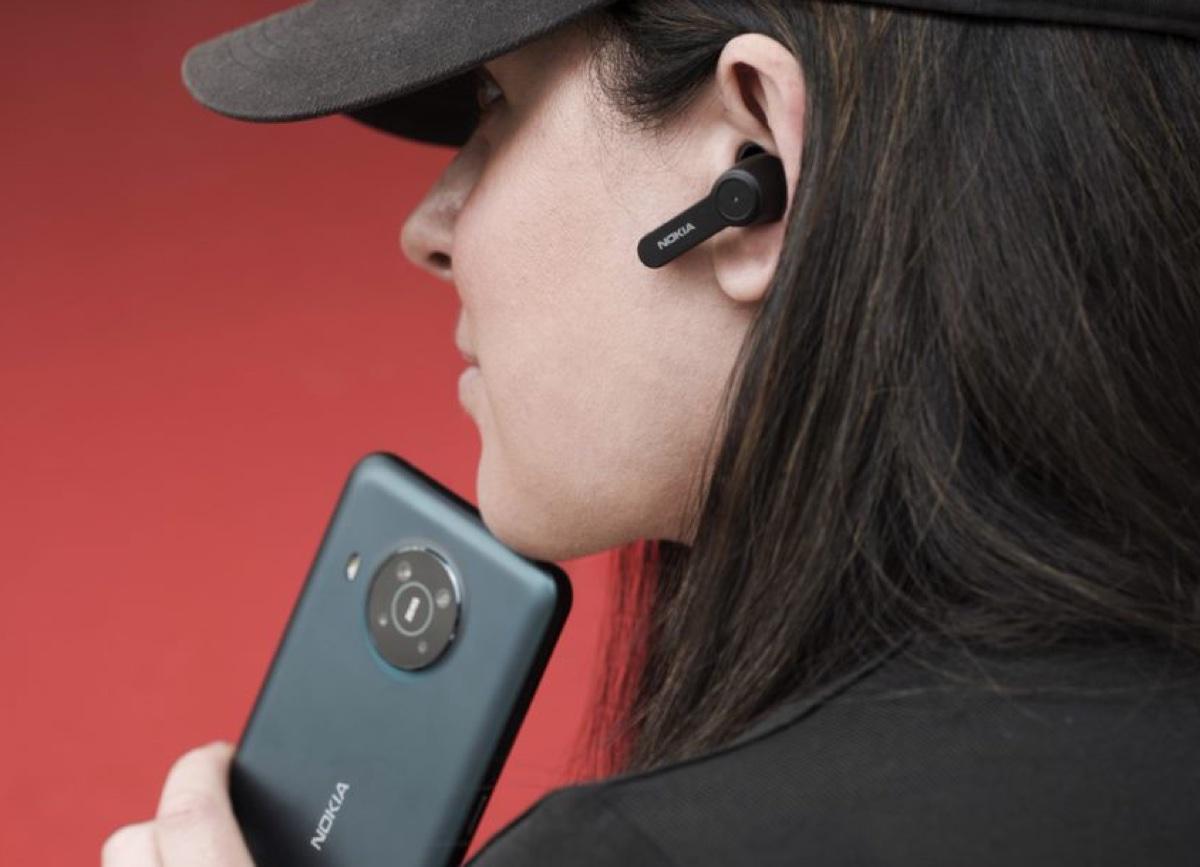 HMD lancia gli auricolari Nokia con cancellazione rumore
