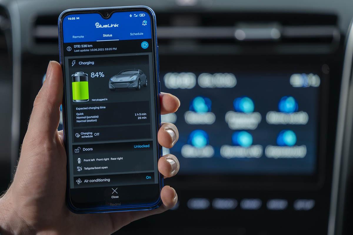 La Nuova Tucson Plug-in hybrid di Hyundai