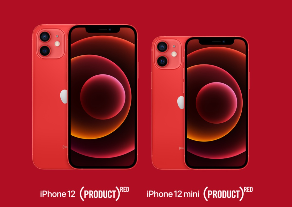 Apple (RED) Covid