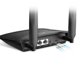 Recensione Tp-Link TL-MR100 router LTE 4G
