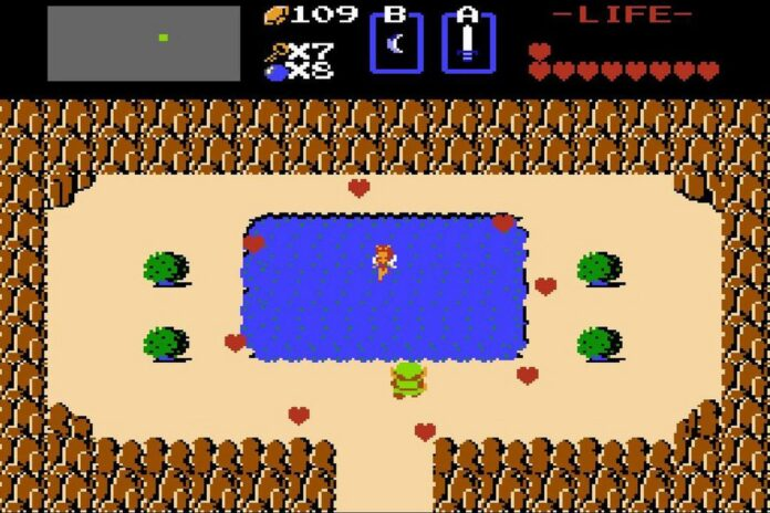 Una primissima copia di The Legend of Zelda venduta per a 870.000 dollari