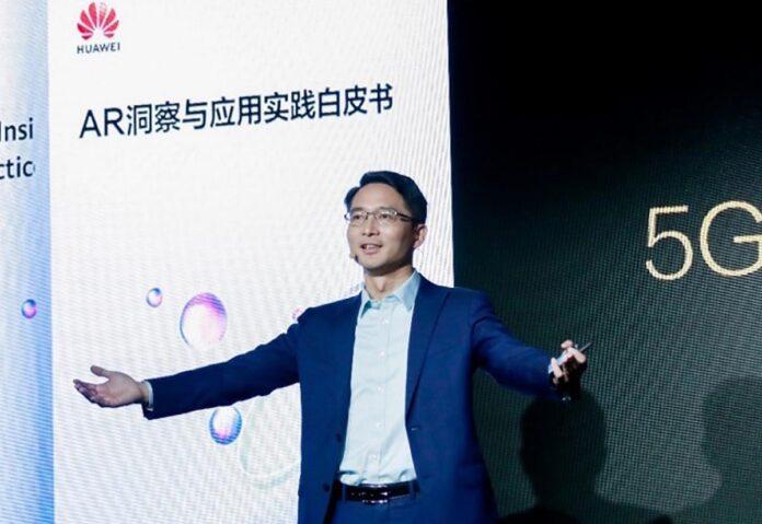 Huawei, un white paper dedicato a 5G ed AR