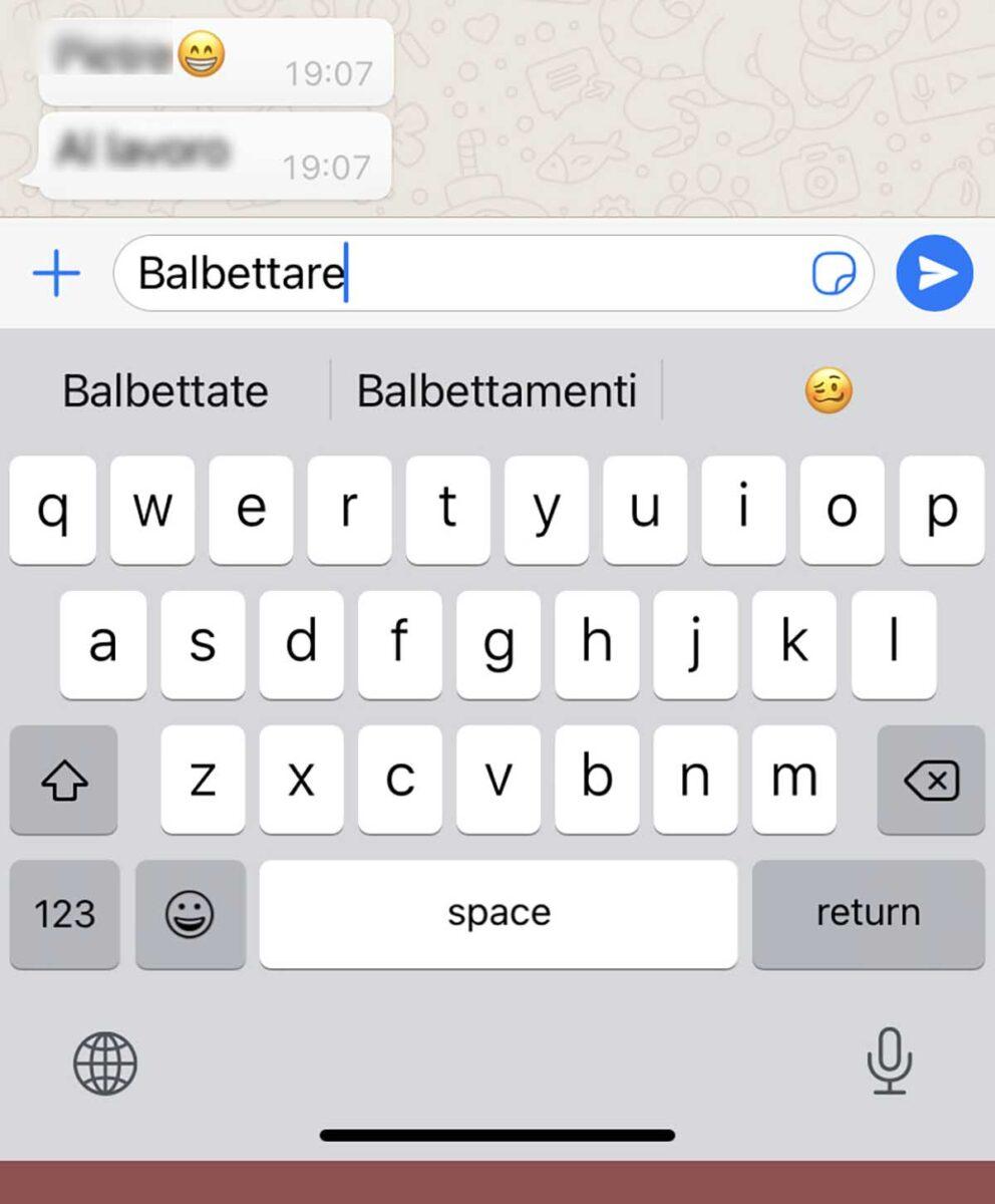 """Organizzazione UK chiede a Apple di non associare la faccina frastornata alla parola """"balbuziente"""""""