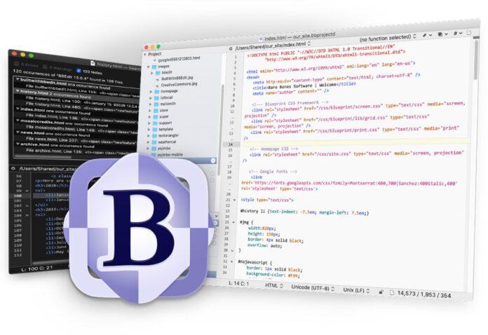 Arriva BBEdit 14, e l'editor diventa una IDE