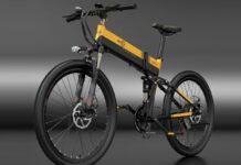 Di nuovo in offerta BEZIOR X500 Pro, la bici elettrica da 100 Km a 857 euro