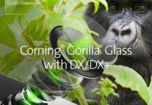 Corning Gorilla Glass DX e DX+ sono nuovi vetri resistenti per la fotocamera degli smartphone