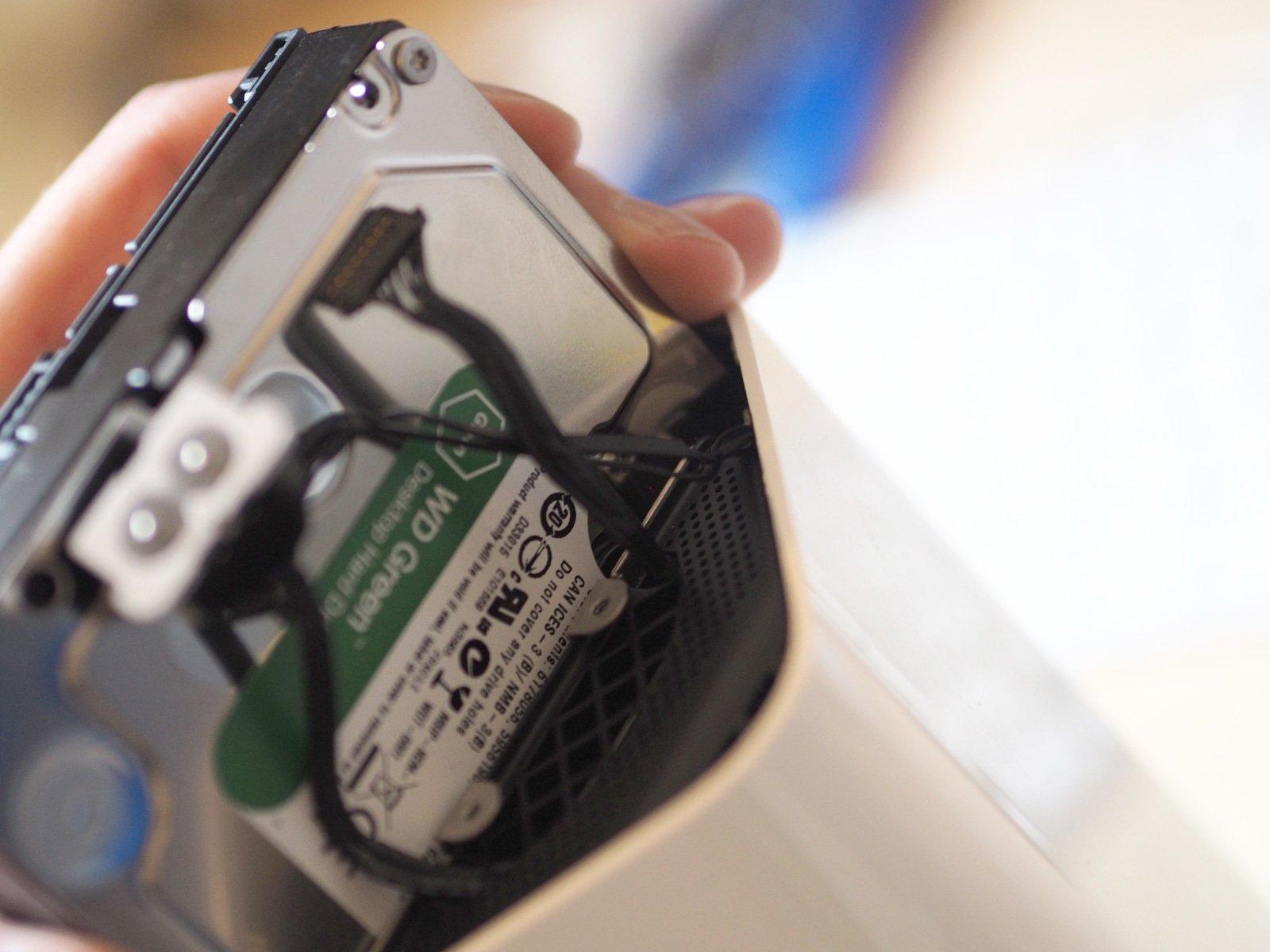 Potenziali problemi con alcuni dischi rigidi nelle Time Capsule di Apple