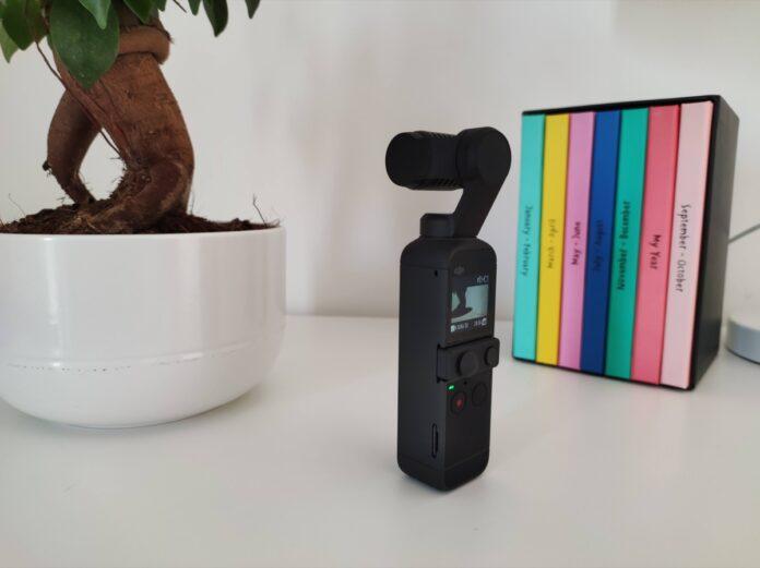 Recensione DJI Pocket 2