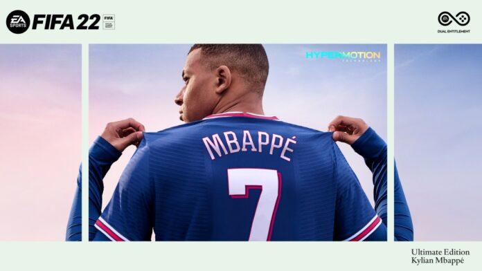 FIFA 22 esce l'1 ottobre con il nuovo HyperMotion