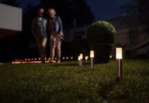 Offerte Amazon fino al 78% su illuminazione Ledvance e Philips per esterno e giardino
