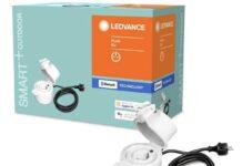 Presa Smart a prova di pioggia LEDVANCE SMART+ con Wi-Fi, Zigbee o Bluetooth
