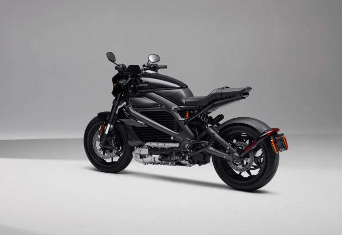 LiveWire, la prima moto elettrica del nuovo marchio di Harley-Davidson