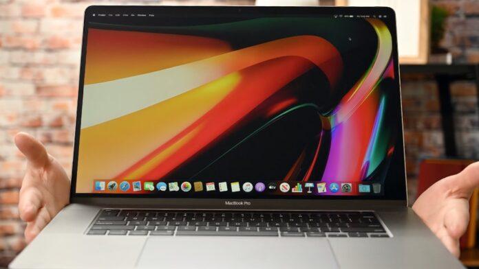Il MacBook Pro 16'' con M1 compare nell'Apple Store tedesco