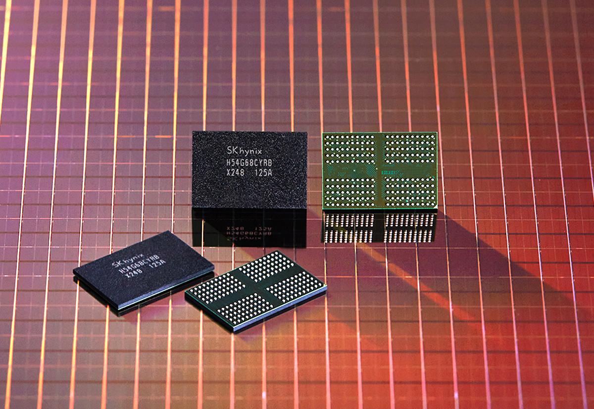 SK Hynix, le DRAM per dispositivi mobili con la litografia EUV