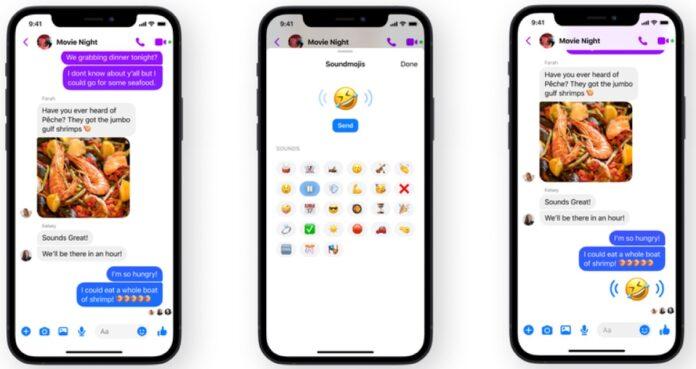 Soundmoji, Messenger sfida la pazienza con le emoji sonore