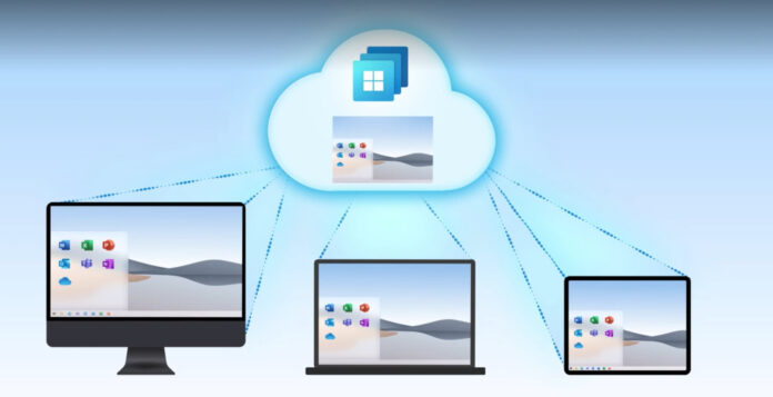 Windows 365 : Microsoft offrirà Windows 10 nel browser web